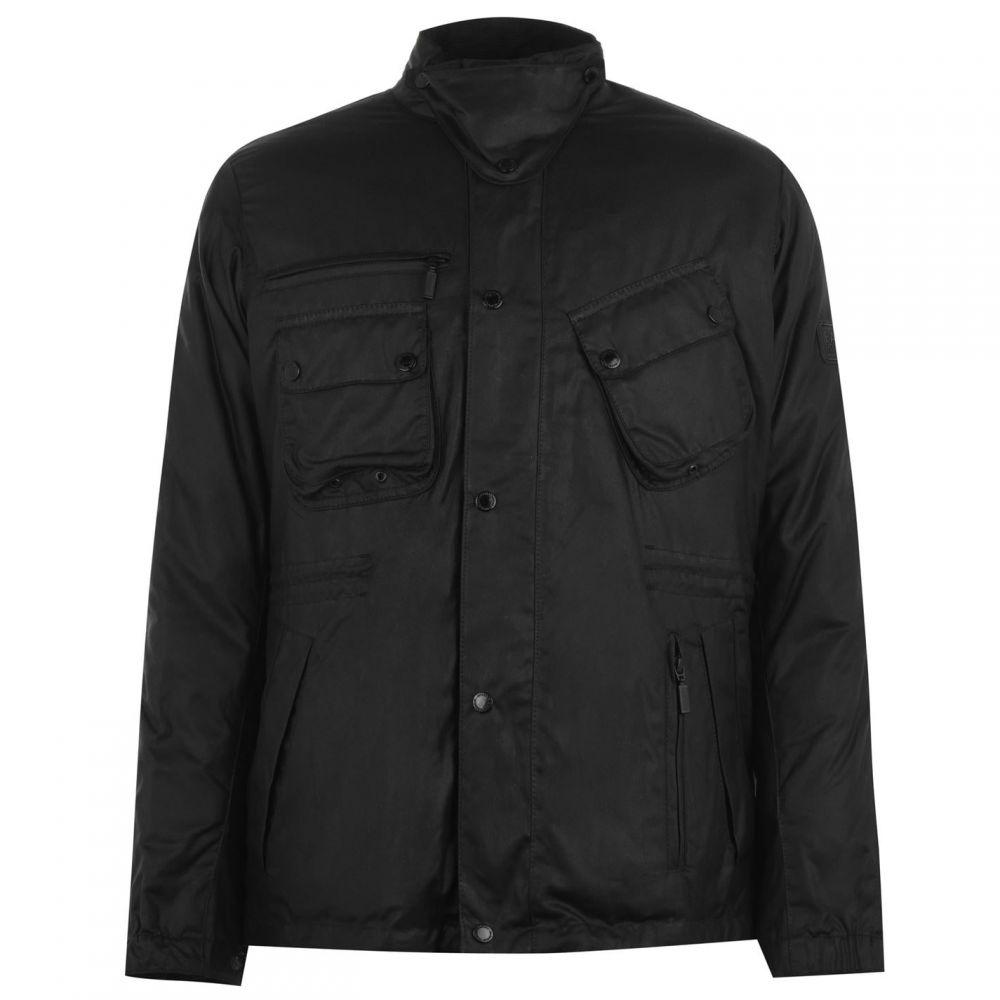 バブアー Barbour International メンズ ジャケット アウター【Nomi Wax Jacket】Black