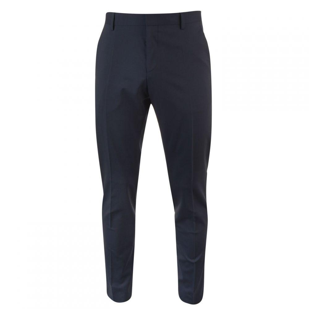 トミー ヒルフィガー Tommy Hilfiger Tailoring メンズ スラックス ボトムス・パンツ【Tommy Regular Suit Trousers】Navy