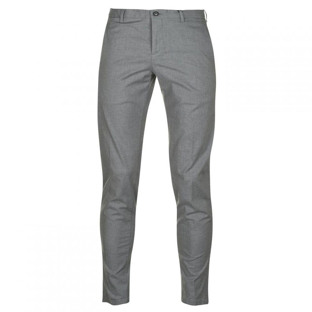 トミー ヒルフィガー Tommy Hilfiger Tailoring メンズ スラックス ボトムス・パンツ【Tommy Sl Trs Sn93】Grey