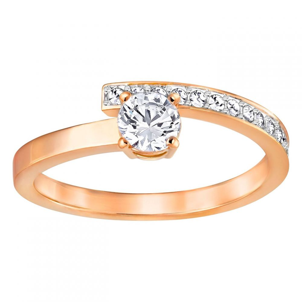 スワロフスキー Swarovski メンズ 指輪・リング ジュエリー・アクセサリー【Fresh ring】Silver