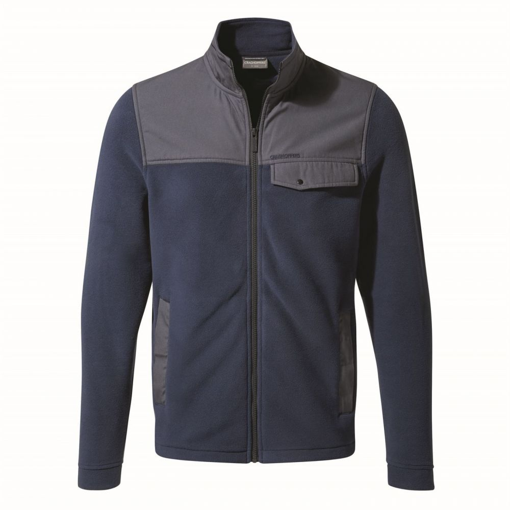 クラッグホッパーズ Craghoppers メンズ ジャケット アウター【Thurso Jacket】Mid Navy:フェルマート
