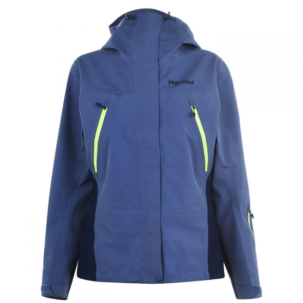マーモット Marmot レディース ジャケット アウター【Spire Jacket】Blue