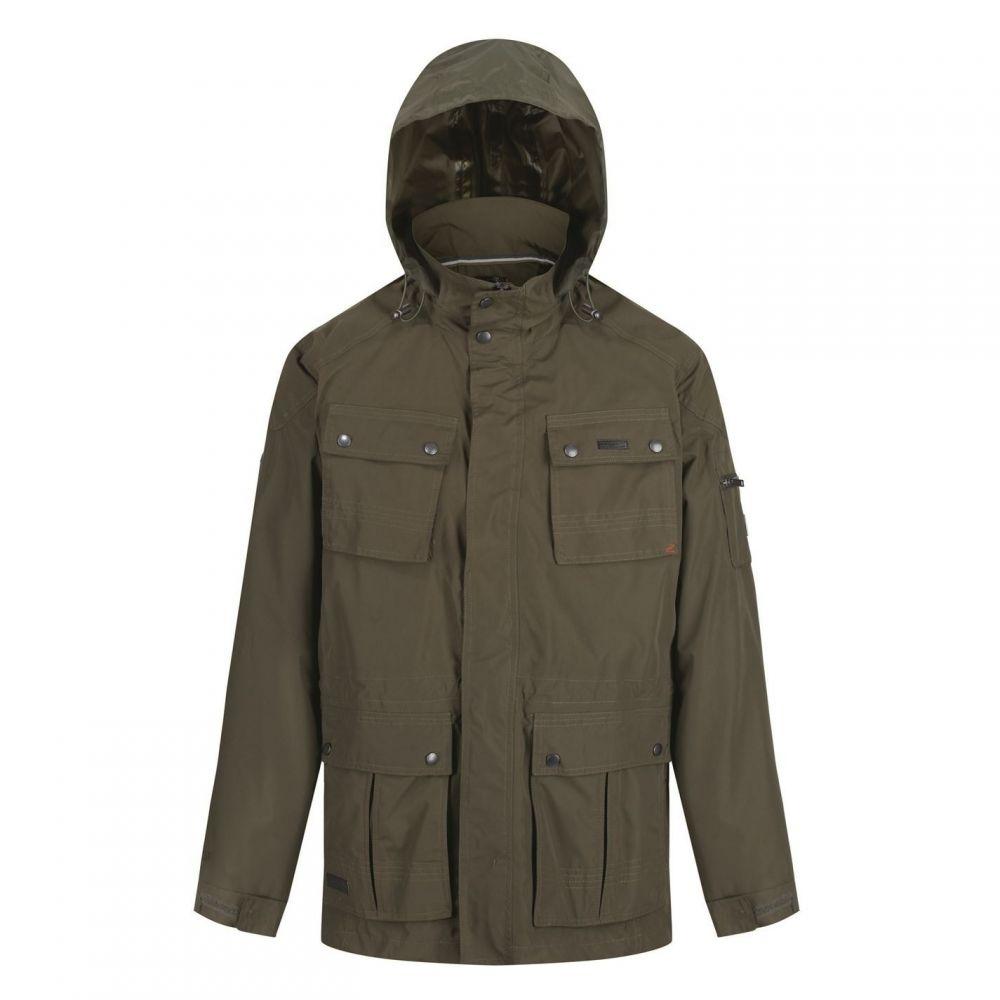 レガッタ Regatta メンズ ジャケット アウター【Eldridge Jacket】Dark Khaki