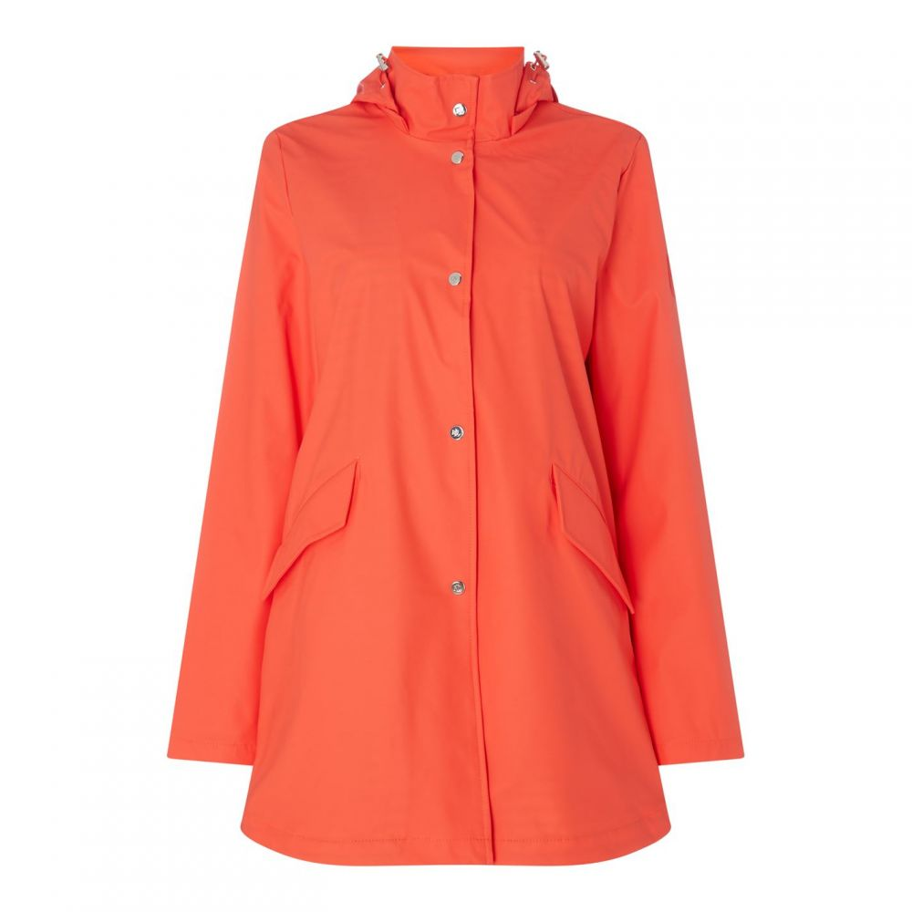 ラルフ ローレン Lauren by Ralph Lauren メンズ コート アウター【LRL PU Slic Syn Coat】Orange