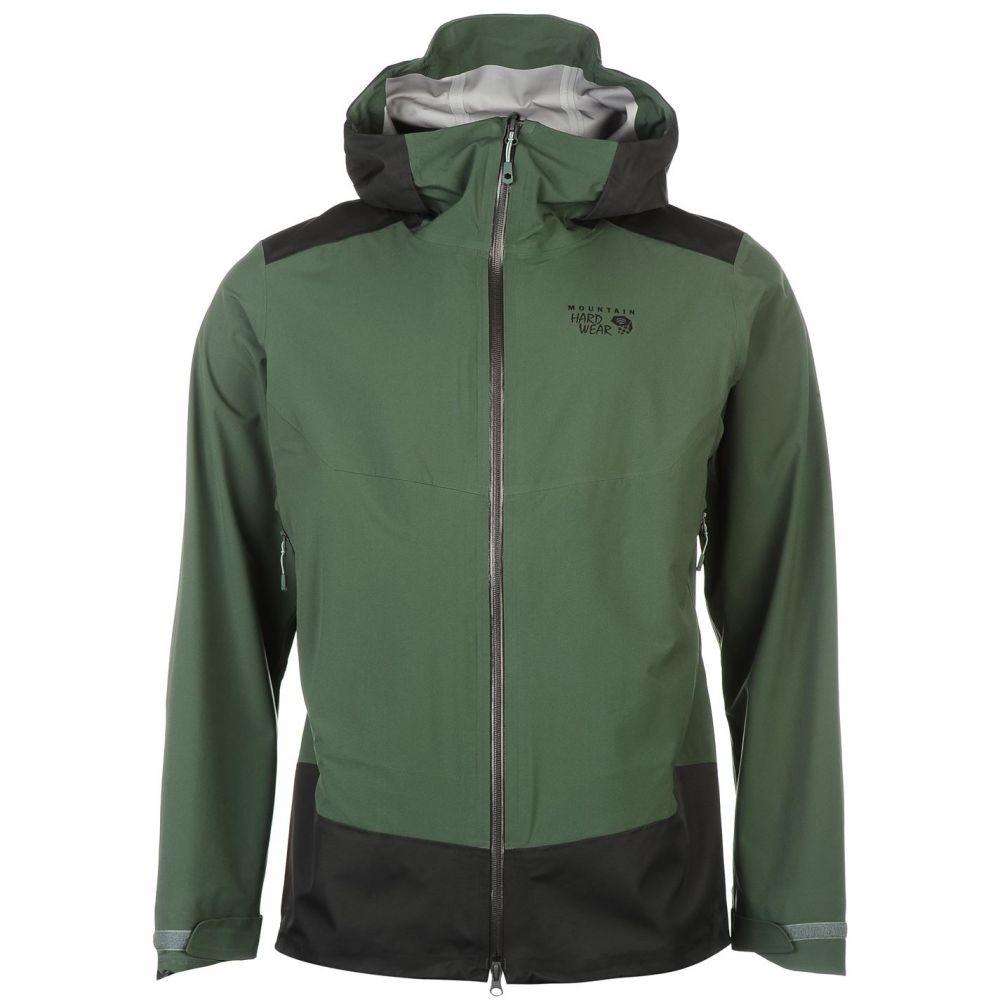 マウンテンハードウェア Mountain Hardwear メンズ ジャケット アウター【Torzonic Jacket】Green