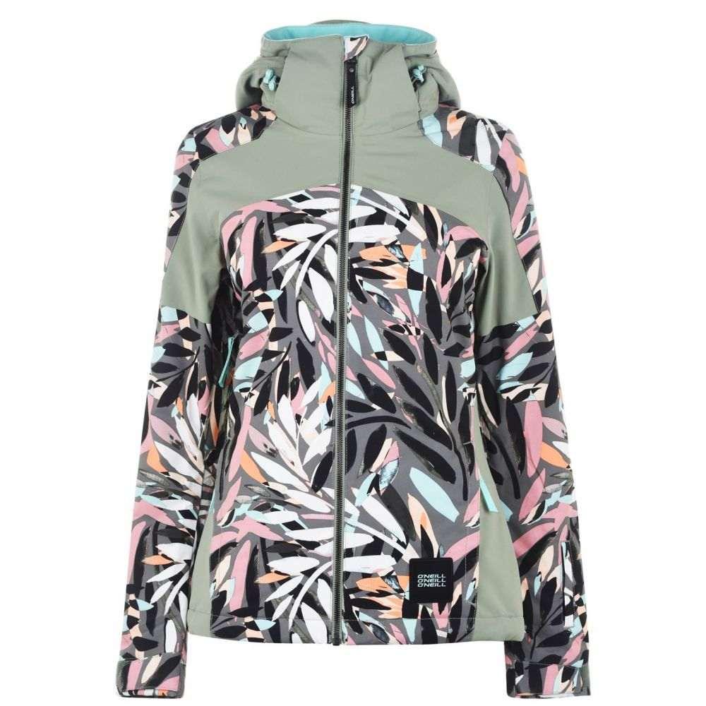 オニール ONeill レディース ジャケット アウター【Wavelight Jacket】Grey