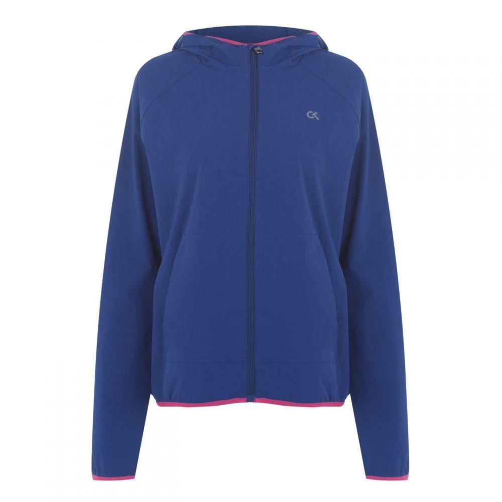 カルバンクライン Calvin Klein Performance メンズ ジャケット アウター【Crop Logo Jacket】SODALITE BLUE