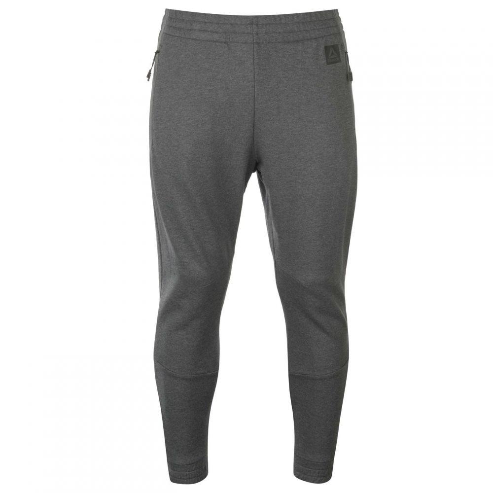 リーボック Reebok メンズ スウェット・ジャージ ボトムス・パンツ【Legacy Jogging Pants】Grey Heather