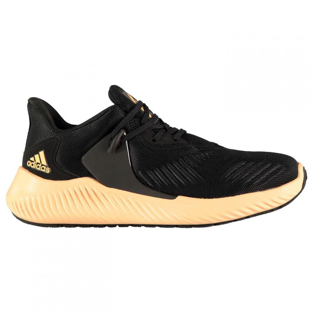 アディダス adidas レディース スニーカー シューズ・靴【Aero Bounce Trainers】Black/Orange