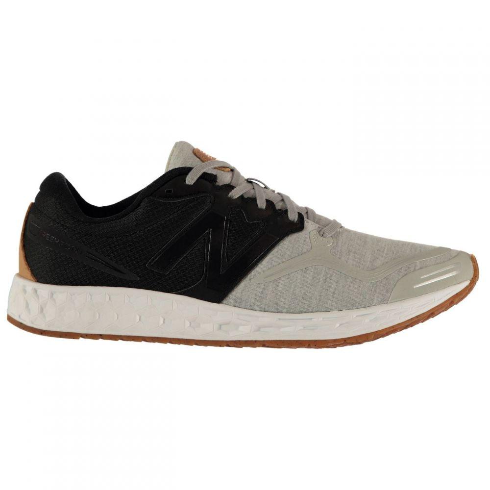 ニューバランス New Balance メンズ スニーカー シューズ・靴【Run Trainers】Black/White