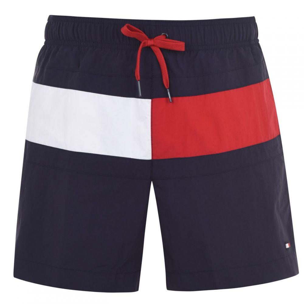 トミー ヒルフィガー Tommy Bodywear メンズ 海パン ショートパンツ 水着・ビーチウェア【Swim Shorts】Navy Blazer