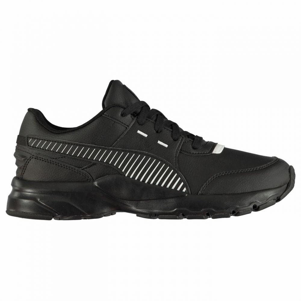プーマ Puma メンズ ランニング・ウォーキング シューズ・靴【Future Leather Runners】Black Mono