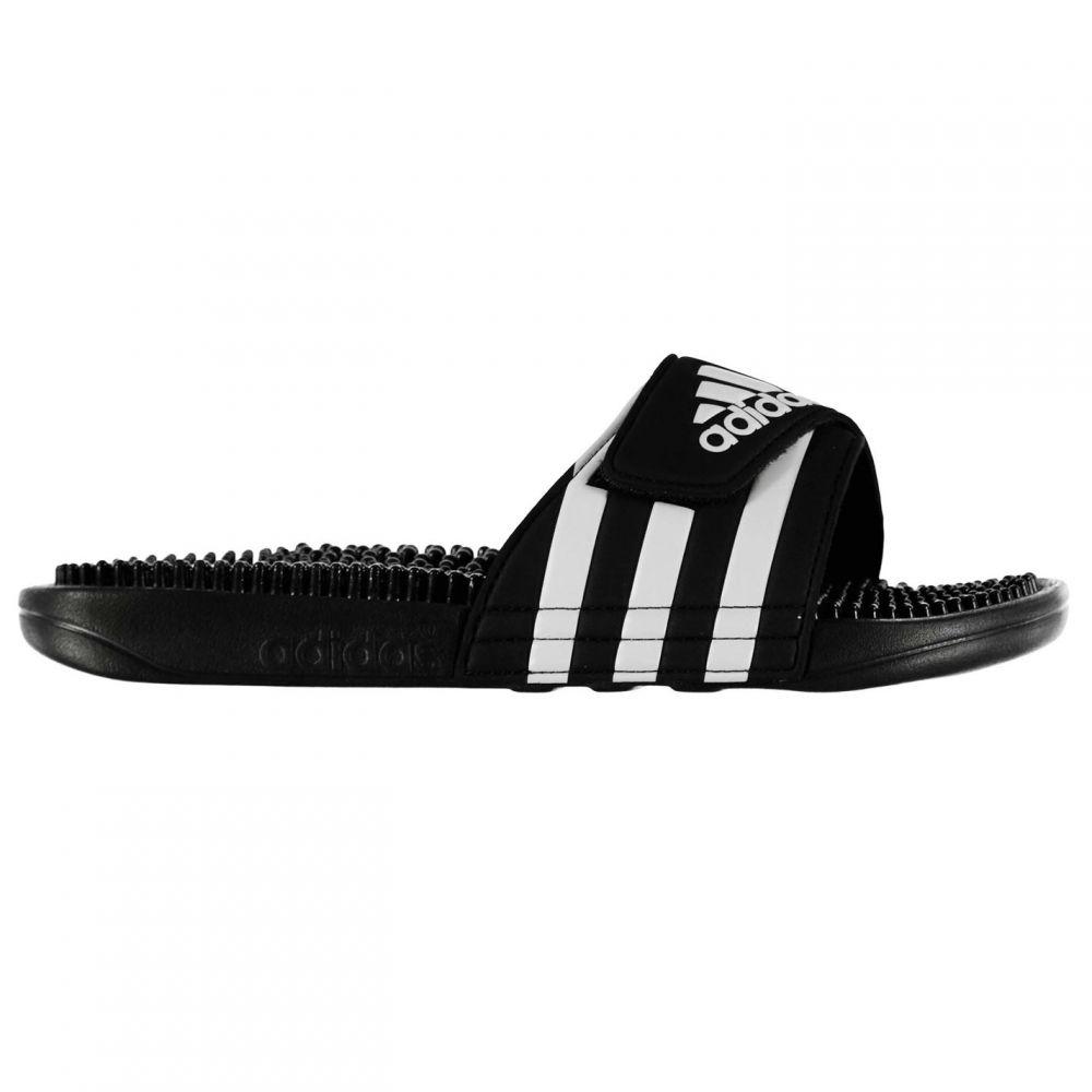 アディダス adidas メンズ サンダル シューズ・靴【Adissage Slider Sandals】Black/White