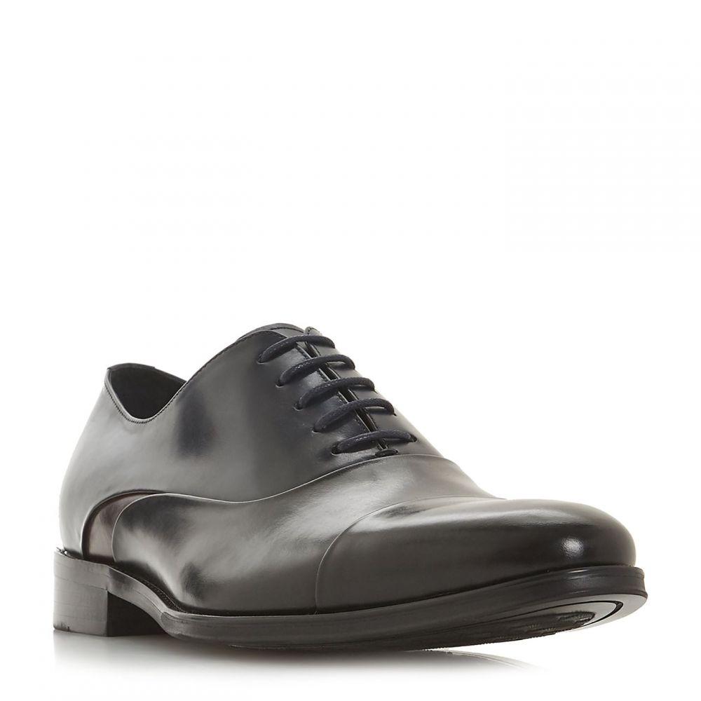 デューン Dune メンズ 革靴・ビジネスシューズ シューズ・靴【Peacock Toe Cap Oxford Shoes】Multi-Coloured