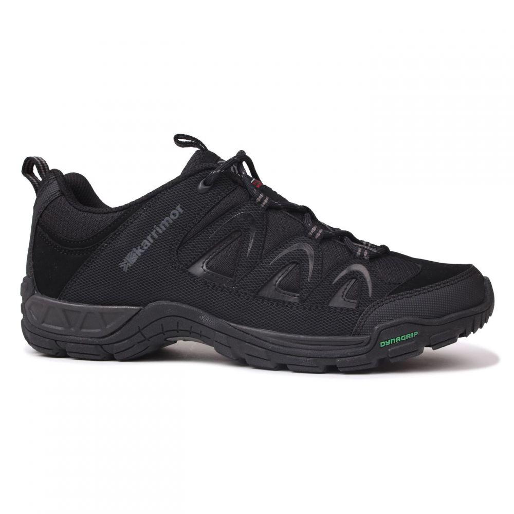 カリマー Karrimor メンズ ランニング・ウォーキング シューズ・靴【Summit Walking Shoes】Black