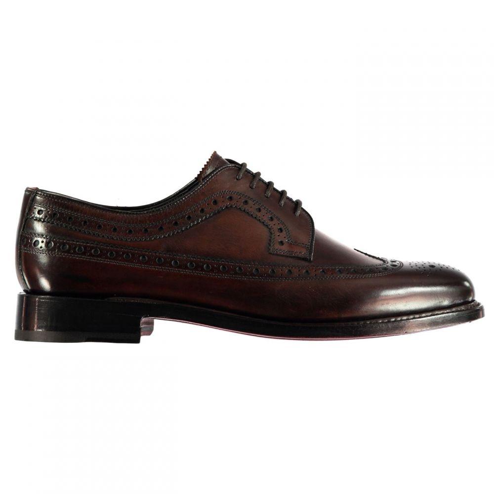 ファイヤートラップ Firetrap メンズ シューズ・靴 【Blackseal Preston Shoes】Chocolate