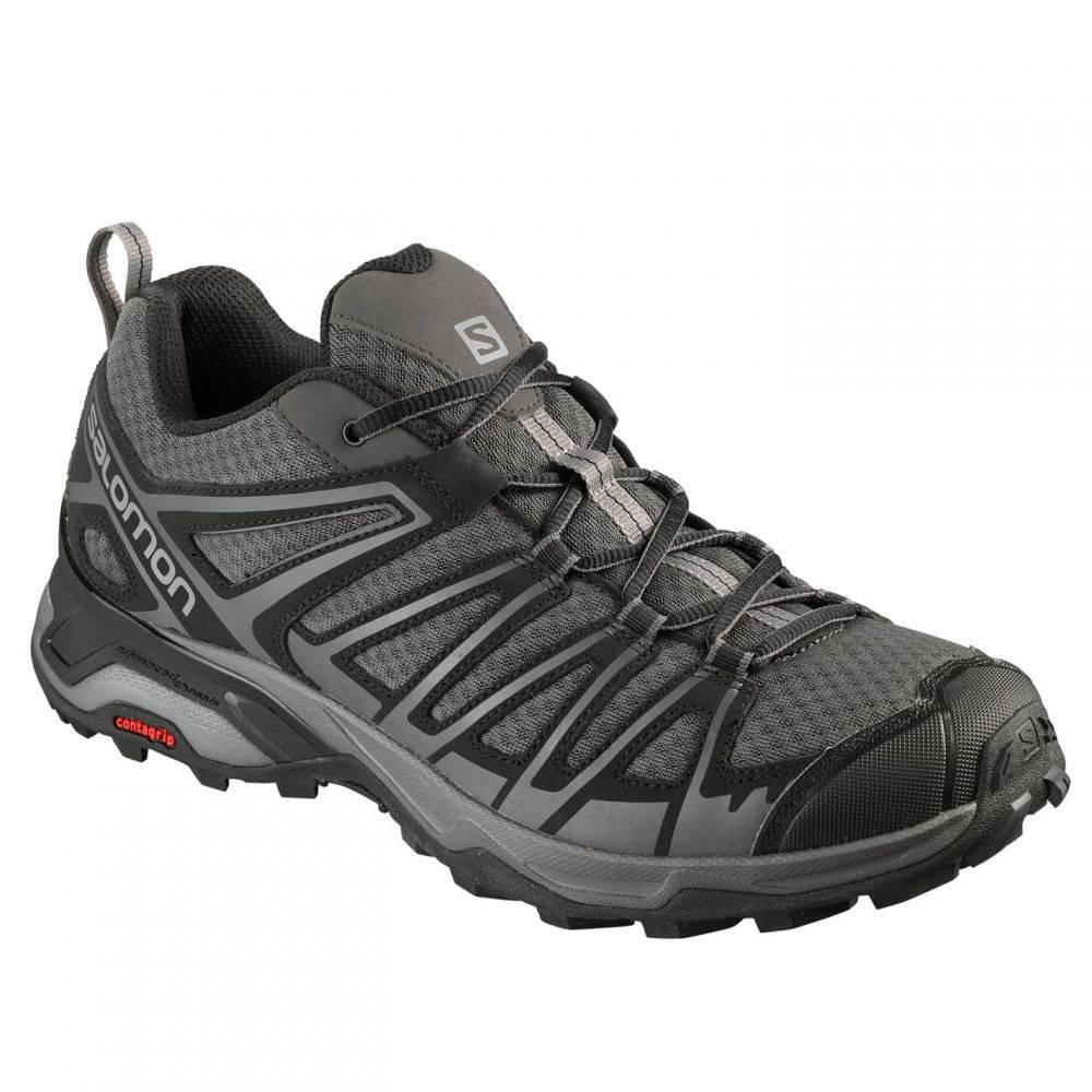 サロモン Salomon メンズ ランニング・ウォーキング シューズ・靴【X Ultra 3 Prime Walking Shoes】Phantom/Black