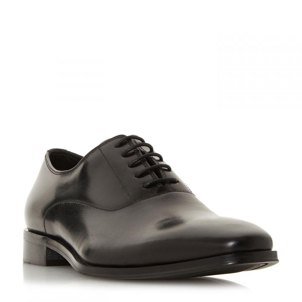 デューン Dune メンズ 革靴・ビジネスシューズ レースアップ シューズ・靴【Powermore Lace Up Oxford Shoes】Black