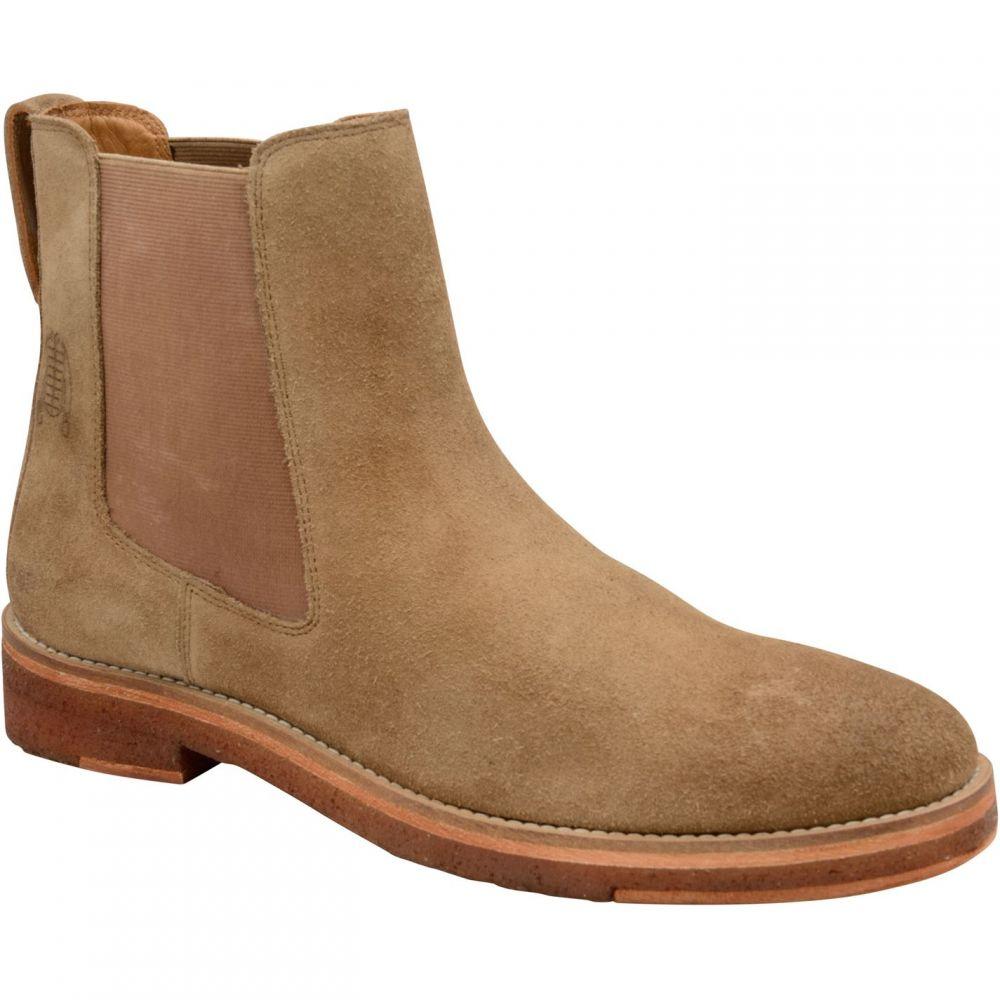 フランクライト Frank Wright メンズ ブーツ チェルシーブーツ シューズ・靴【Falk Chelsea Boots】Biscuit
