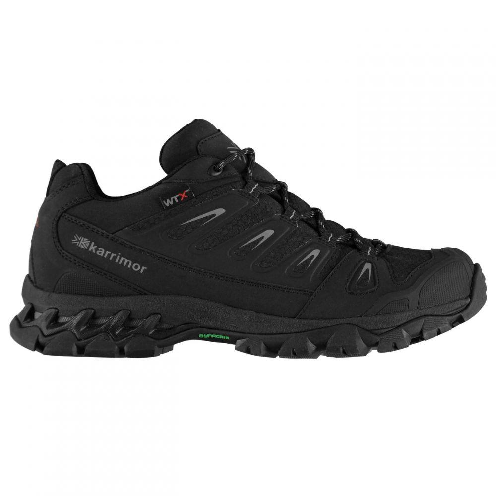 カリマー Karrimor メンズ ランニング・ウォーキング シューズ・靴【Cougar WTX Walking Shoes】Black
