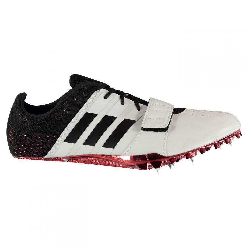 アディダス adidas メンズ シューズ・靴 【Accelerator Track Running Shoes】Black/White