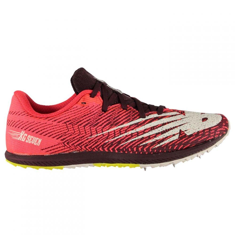 ニューバランス New Balance メンズ ランニング・ウォーキング シューズ・靴【Balance XC 7 Running Shoes】Red/Wht/Blue