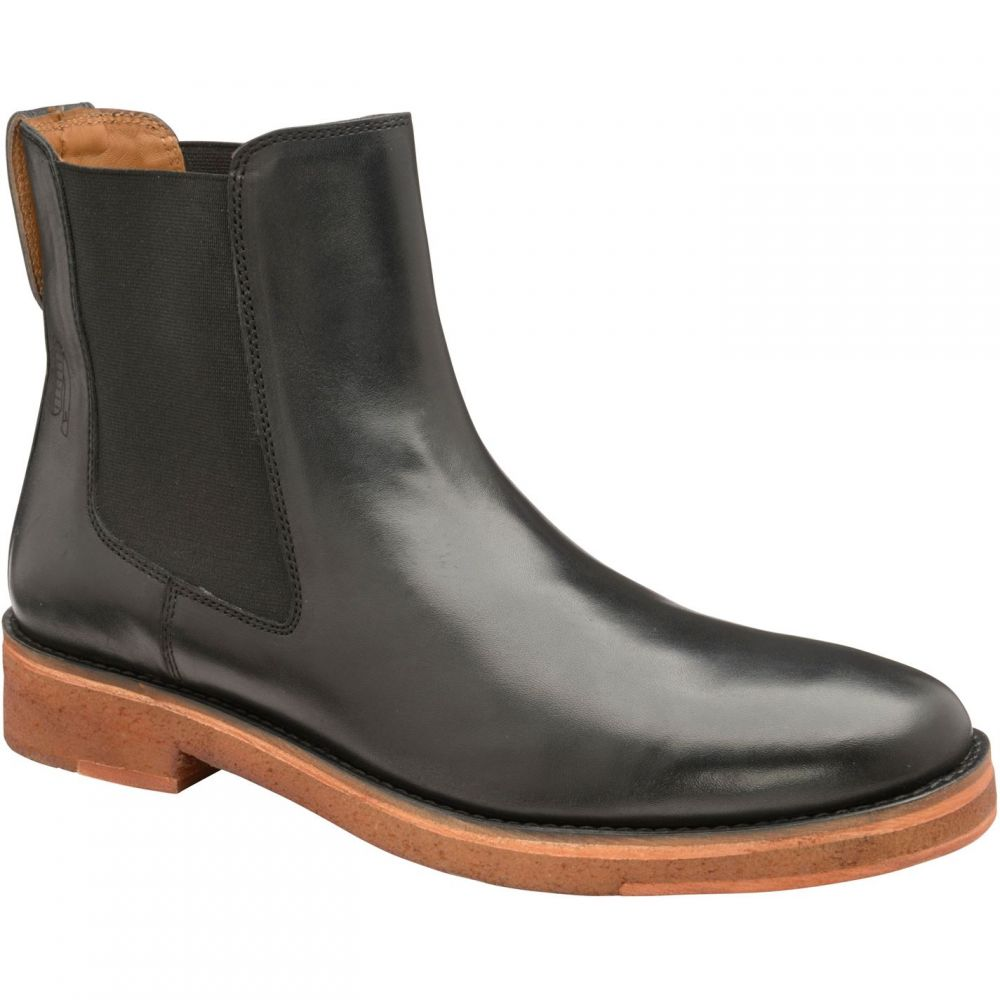 フランクライト Frank Wright メンズ ブーツ チェルシーブーツ シューズ・靴【Falk Chelsea Boots】Matte Black