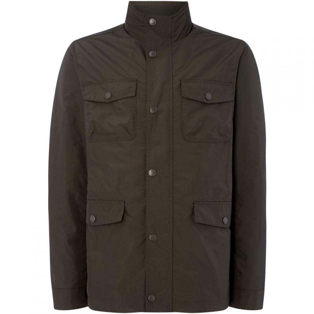 クルークロッシングカンパニー Crew Clothing Company メンズ ジャケット アウター【Travel Jacket】Dark Khaki