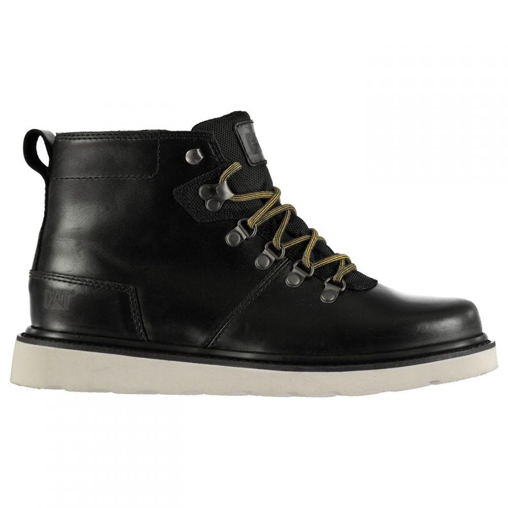 キャピタラー カジュアル Caterpillar メンズ ブーツ シューズ・靴【Shaw Boots】Black