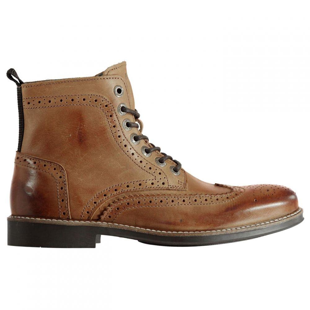 ファイヤートラップ Firetrap メンズ ブーツ シューズ・靴【Mozart Boots】Tan