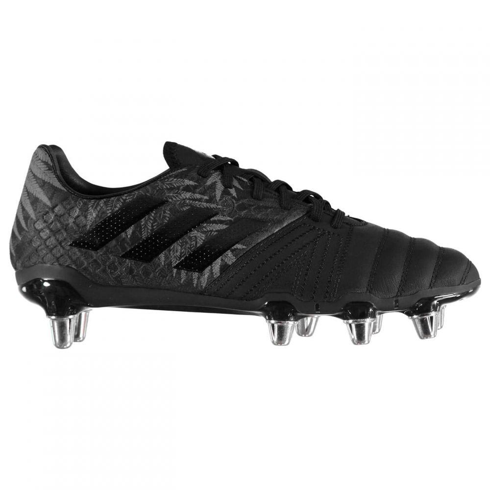 アディダス adidas メンズ ブーツ シューズ・靴【Kakari Elite SG Rugby Boots】Black