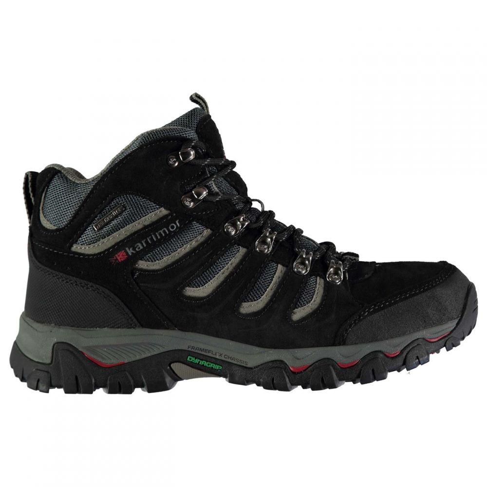 カリマー Karrimor メンズ ブーツ シューズ・靴【Mount Mid Walking Boots】Black