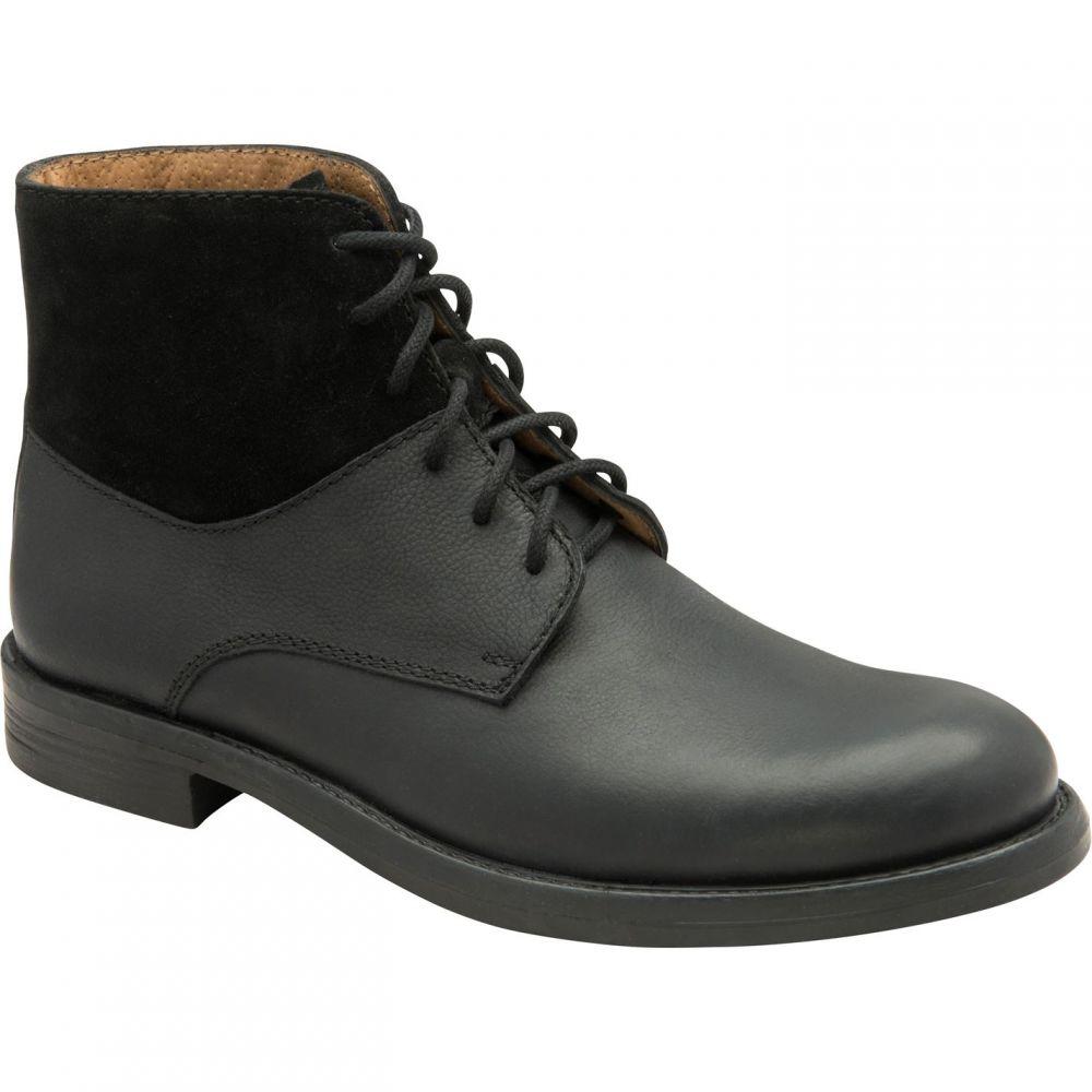フランクライト Frank Wright メンズ ブーツ ダービーシューズ シューズ・靴【Arc Derby Boots】Black Leather