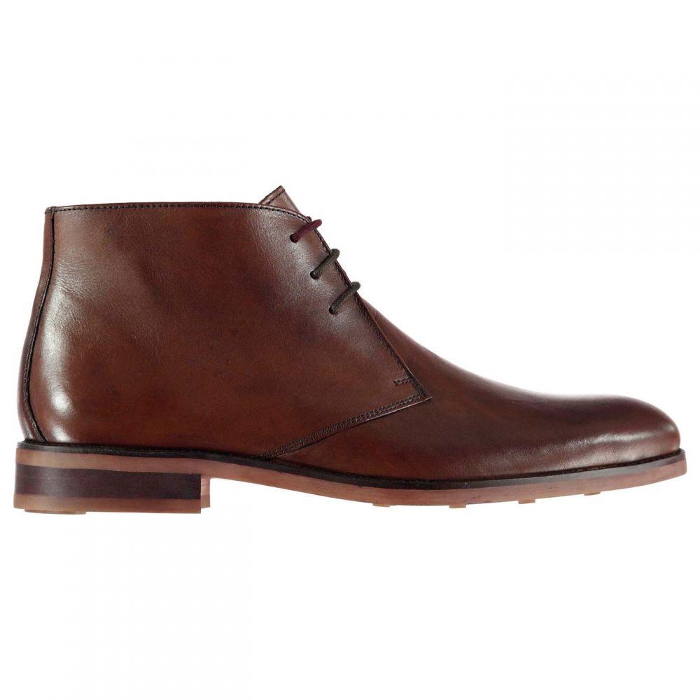 ファイヤートラップ Firetrap メンズ ブーツ シューズ・靴【Blackseal Argyll Boots】Chocolate