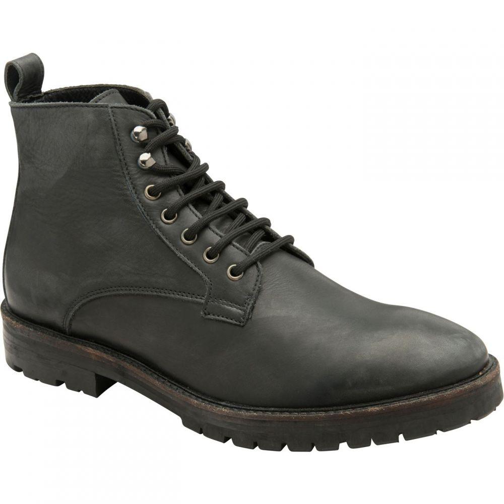 フランクライト Frank Wright メンズ ブーツ ショートブーツ シューズ・靴【Frankel Ankle Boots】Black Leather