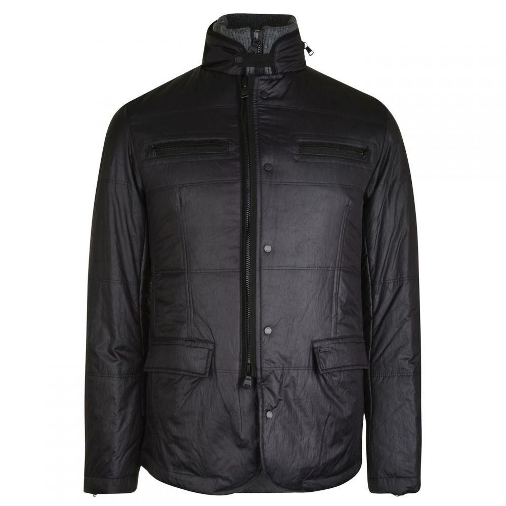 ダナ キャラン ニューヨーク DKNY メンズ ジャケット アウター【Layer Jacket】Black
