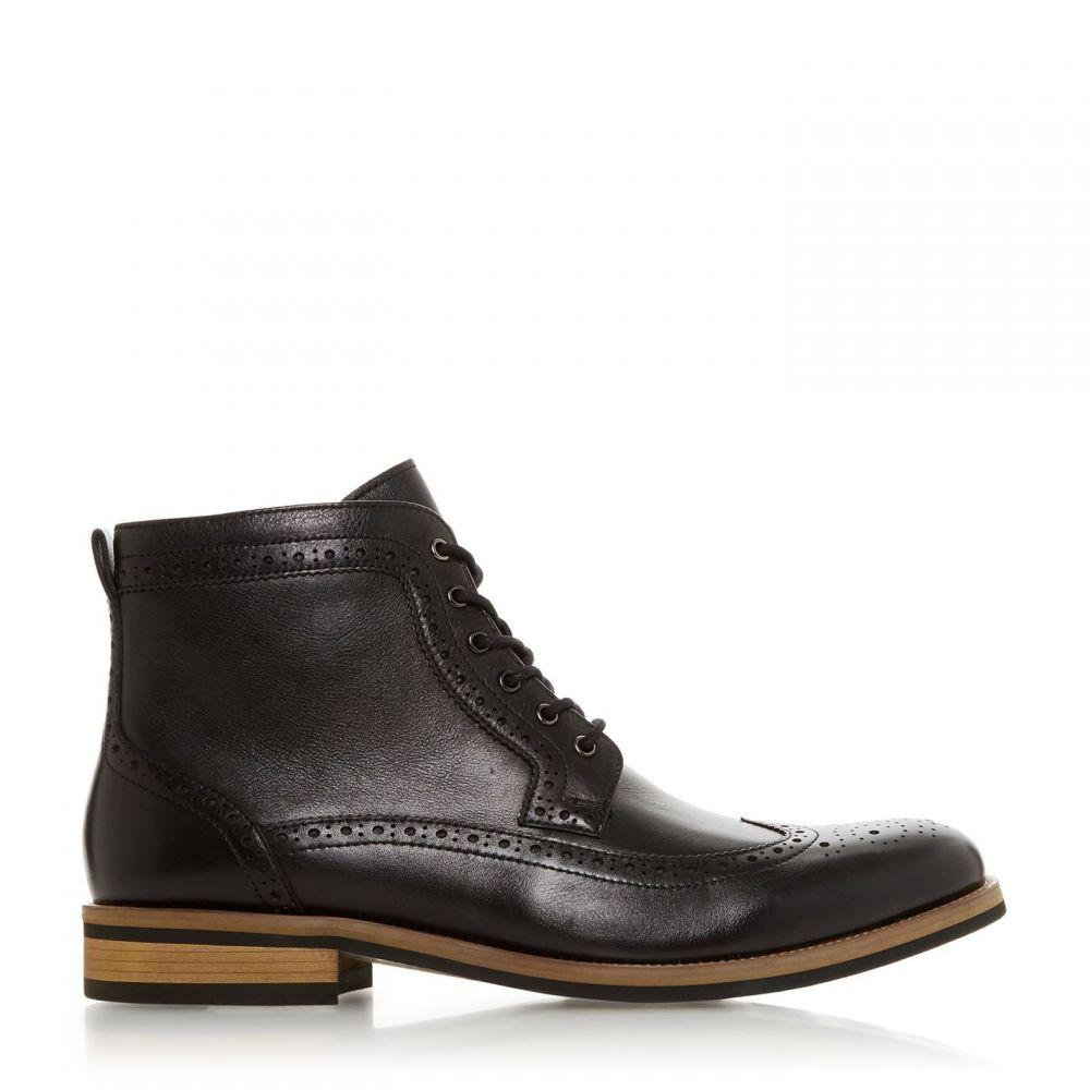 バーティ Bertie メンズ ブーツ シューズ・靴【Maynor M46 Leather Boots】Black