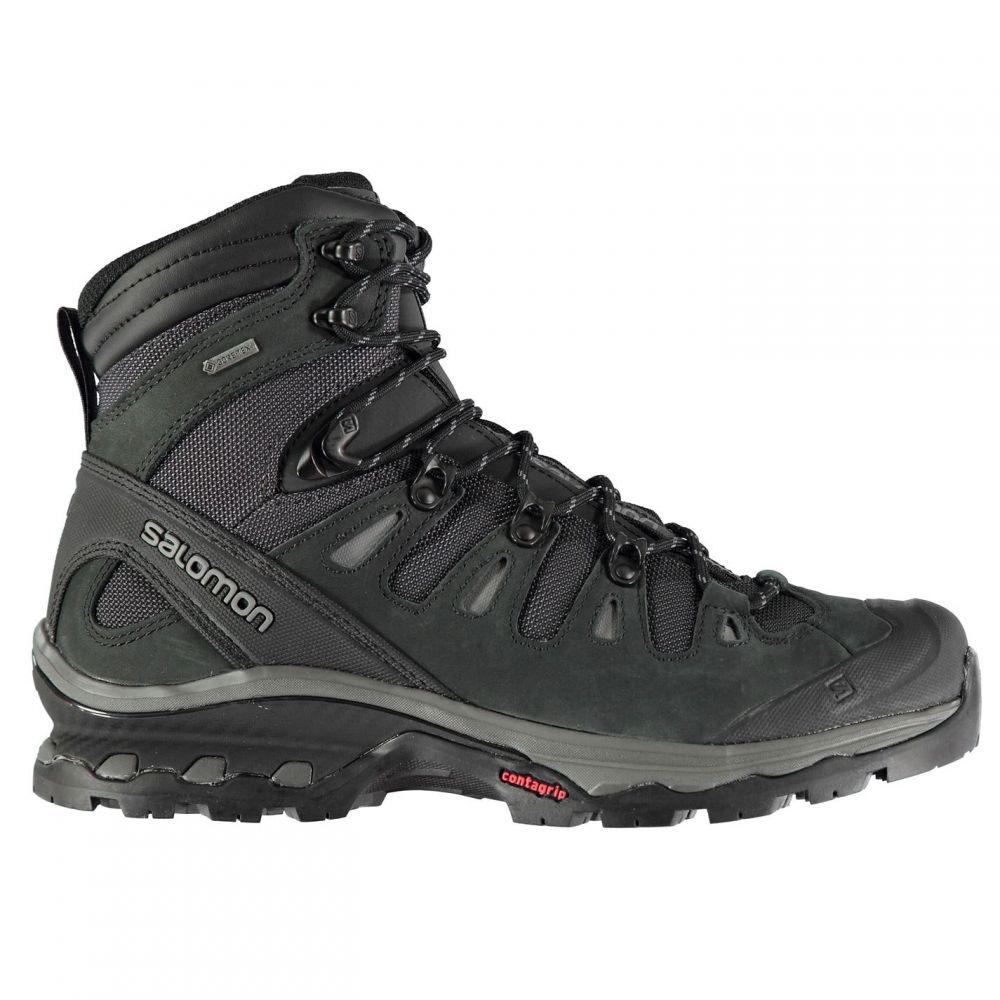 サロモン Salomon メンズ ブーツ シューズ・靴【Quest 4D 3 GTX Walking Boots】Phantom/Blk
