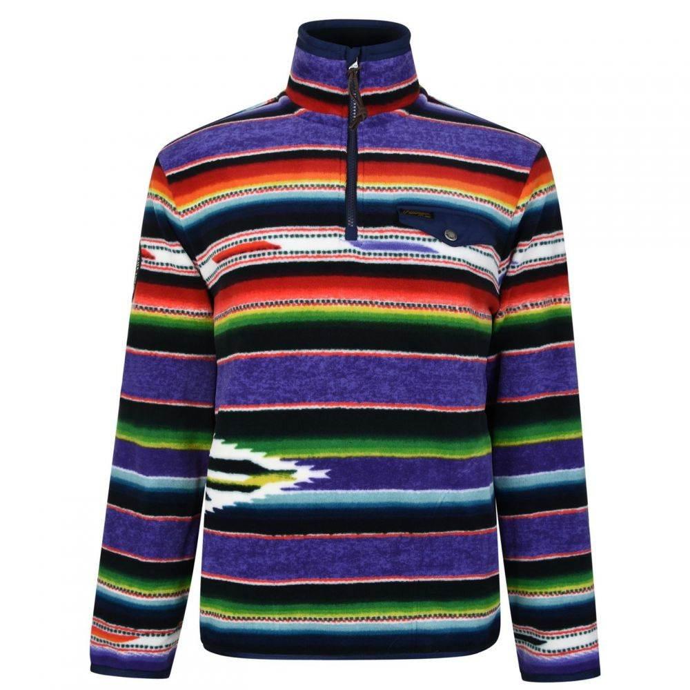ラルフ ローレン POLO RALPH LAUREN メンズ パジャマ・トップのみ インナー・下着【Half Zip Fleece Sweatshirt】Multi