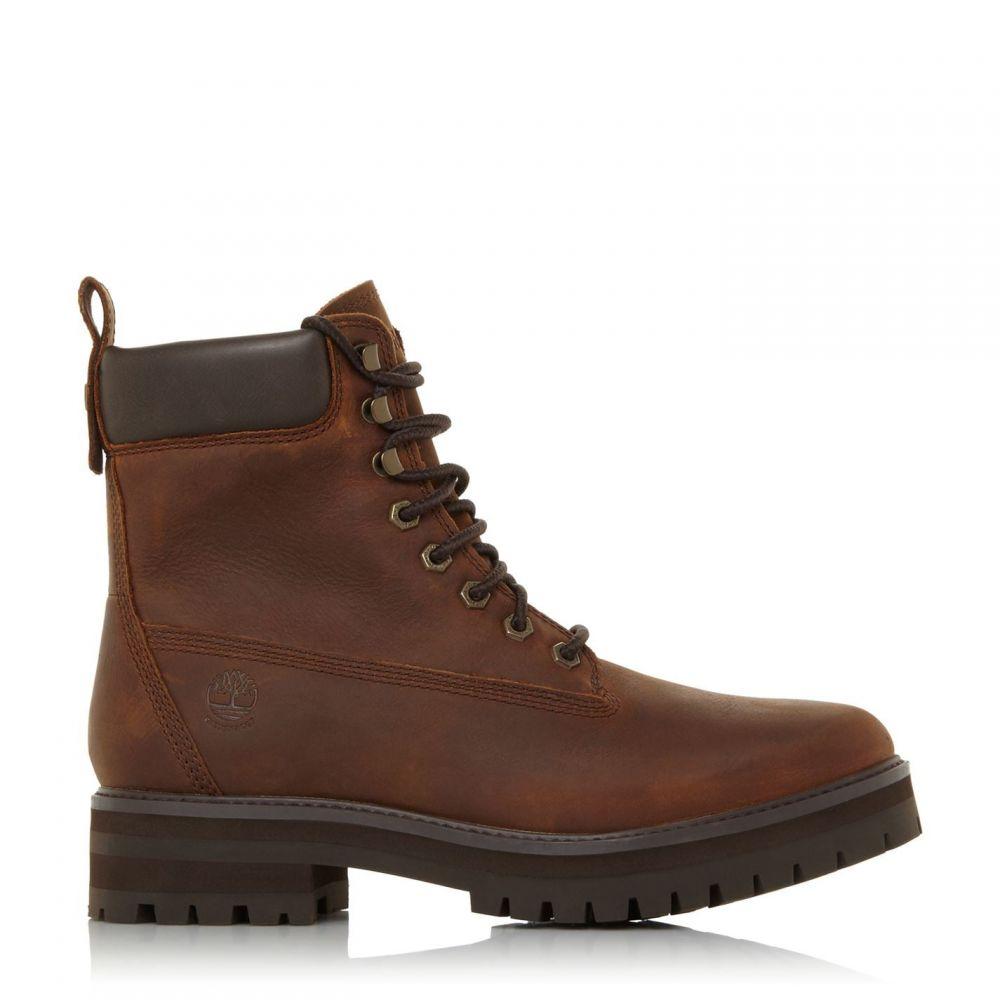 ティンバーランド Timberland メンズ ブーツ レースアップブーツ シューズ・靴【A2BSR Waterproof Lace Up Boots】Dark Brown