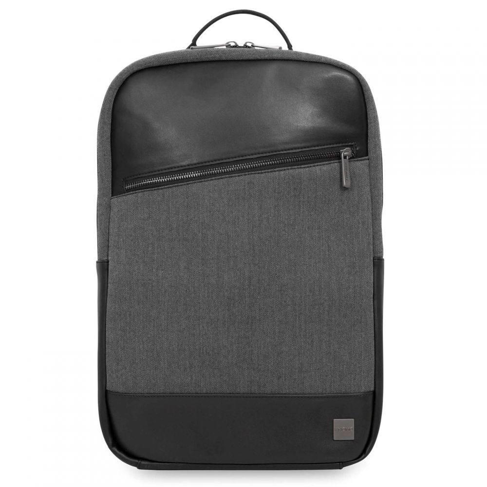 クノモ Knomo メンズ バックパック・リュック バッグ【Southampton Backpack 16in】Grey