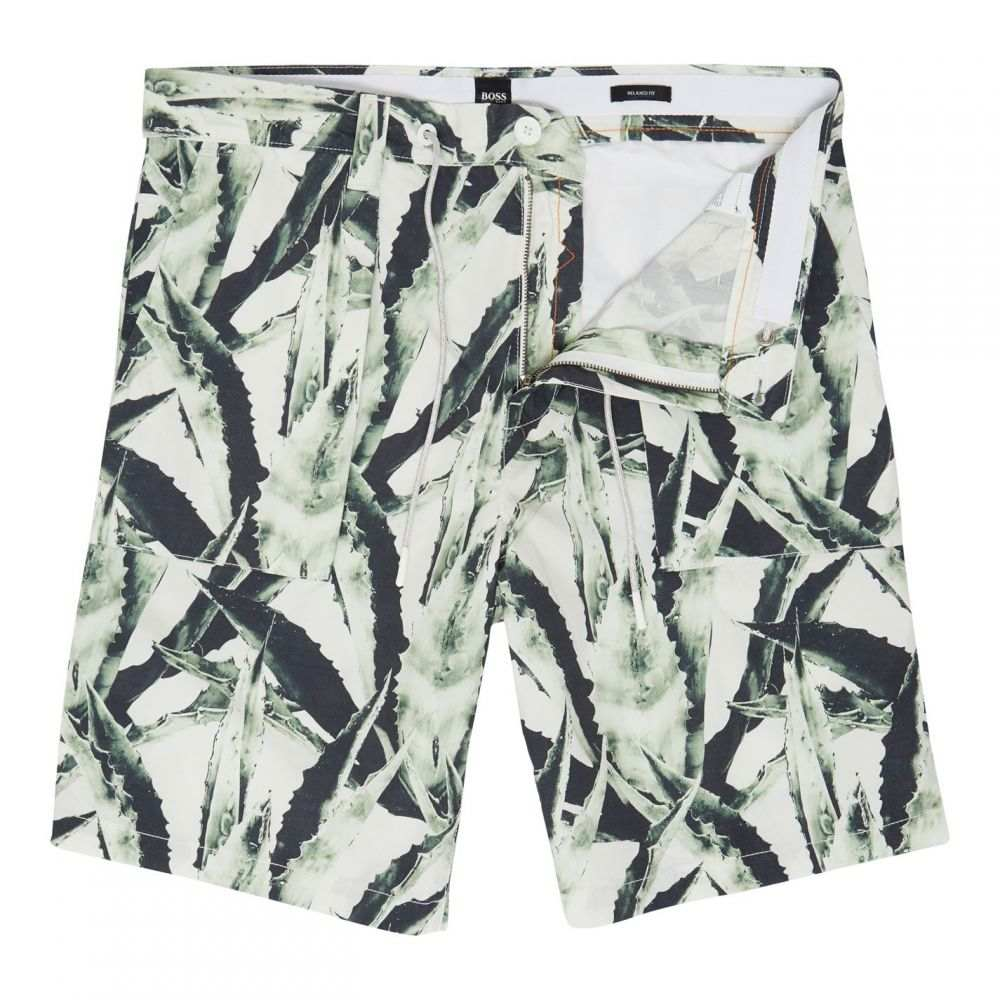 ヒューゴ ボス Boss メンズ ショートパンツ ボトムス・パンツ【Stelian Print Shorts】Multi