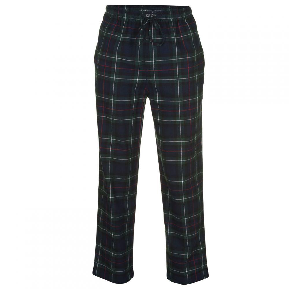 ラルフ ローレン Polo Ralph Lauren メンズ パジャマ・ボトムのみ インナー・下着【Check Pyjama Bottoms】KesngtnPld
