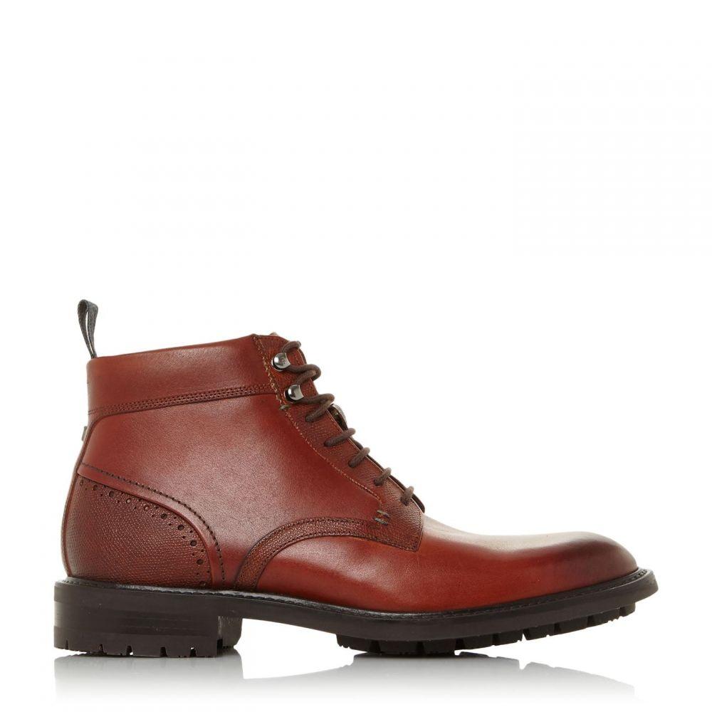 テッドベーカー Ted Baker メンズ ブーツ チャッカブーツ シューズ・靴【Wottsn Chukka Boots】Tan
