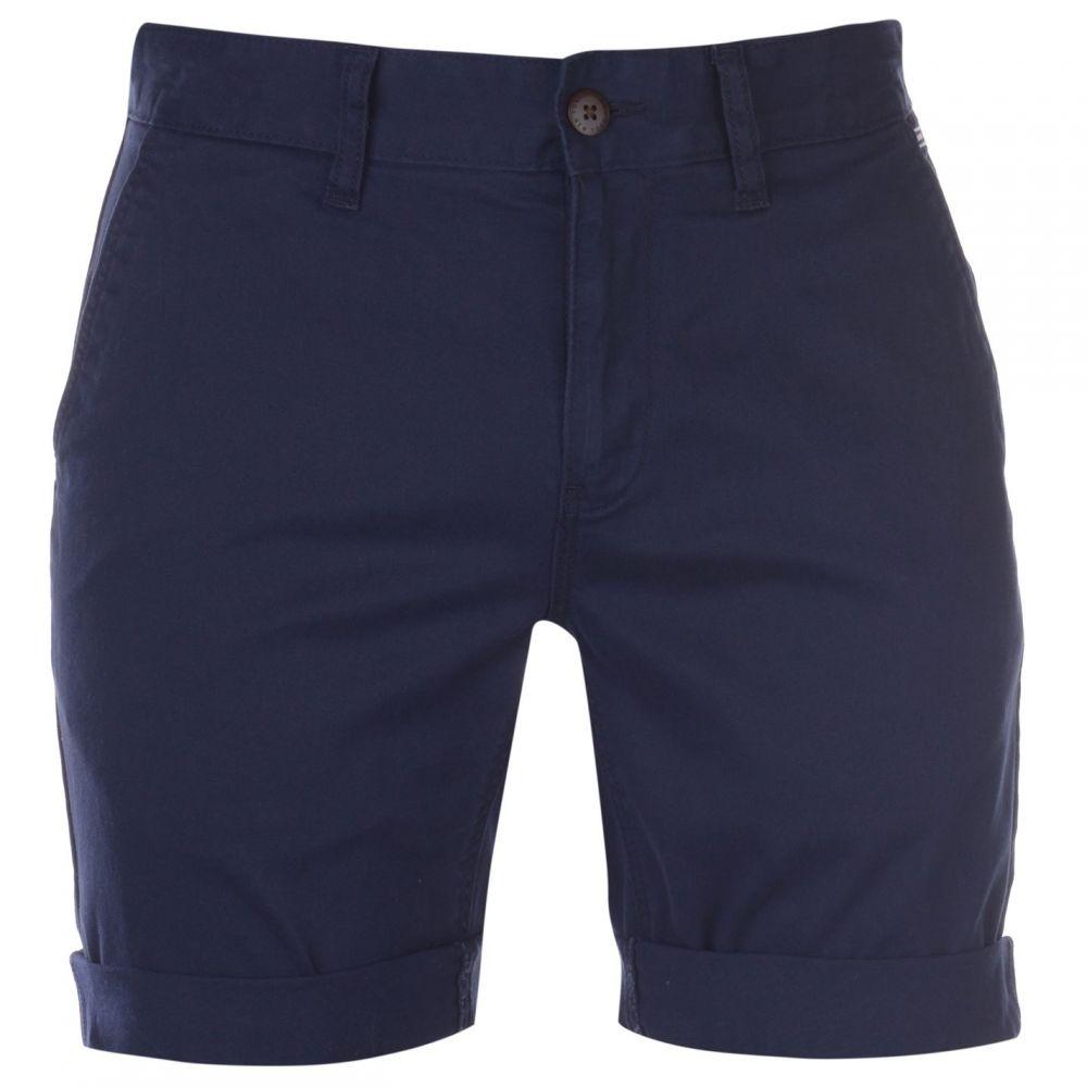 トミー ジーンズ Tommy Jeans メンズ ショートパンツ ボトムス・パンツ【Essential Chino Shorts】Black Iris