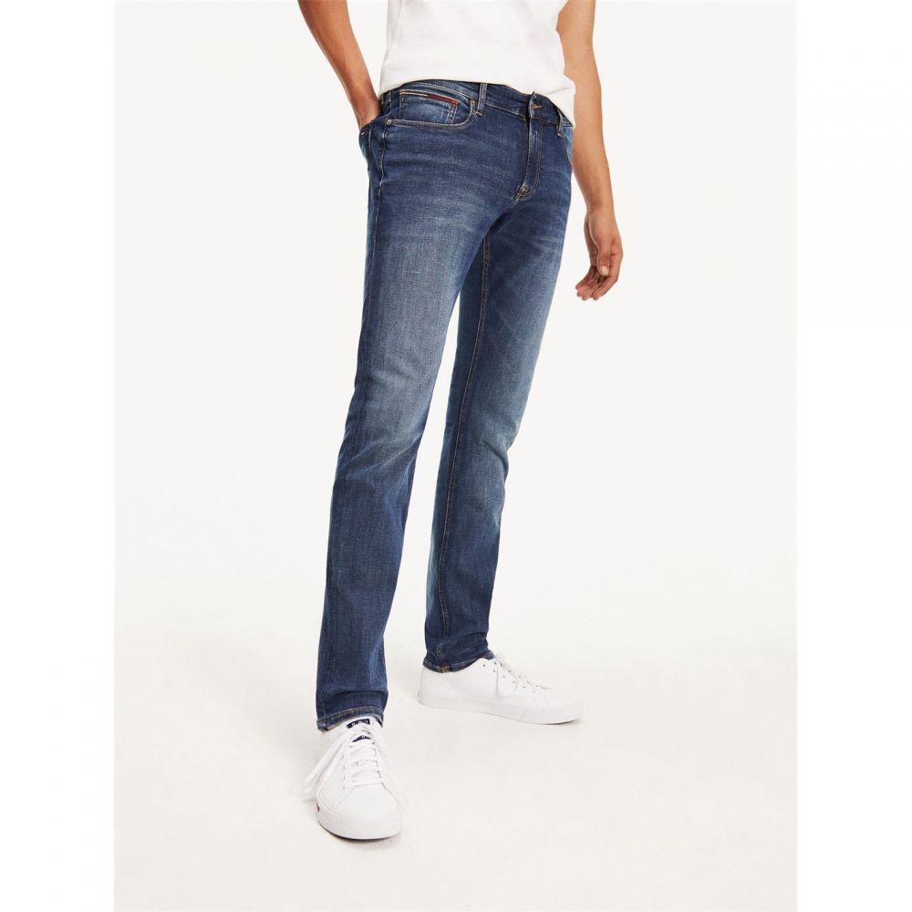 Tommy Jeans Mens Original Scanton Slim Fit Jeans