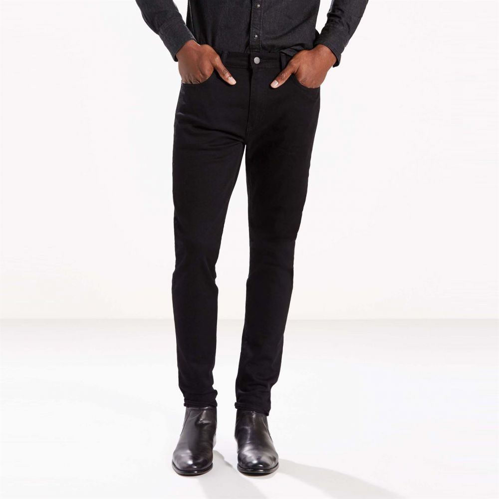 リーバイス Levis メンズ ジーンズ・デニム ボトムス・パンツ【512 Slim Tapered Fit Nightshine Jeans】Denim Dark Wash