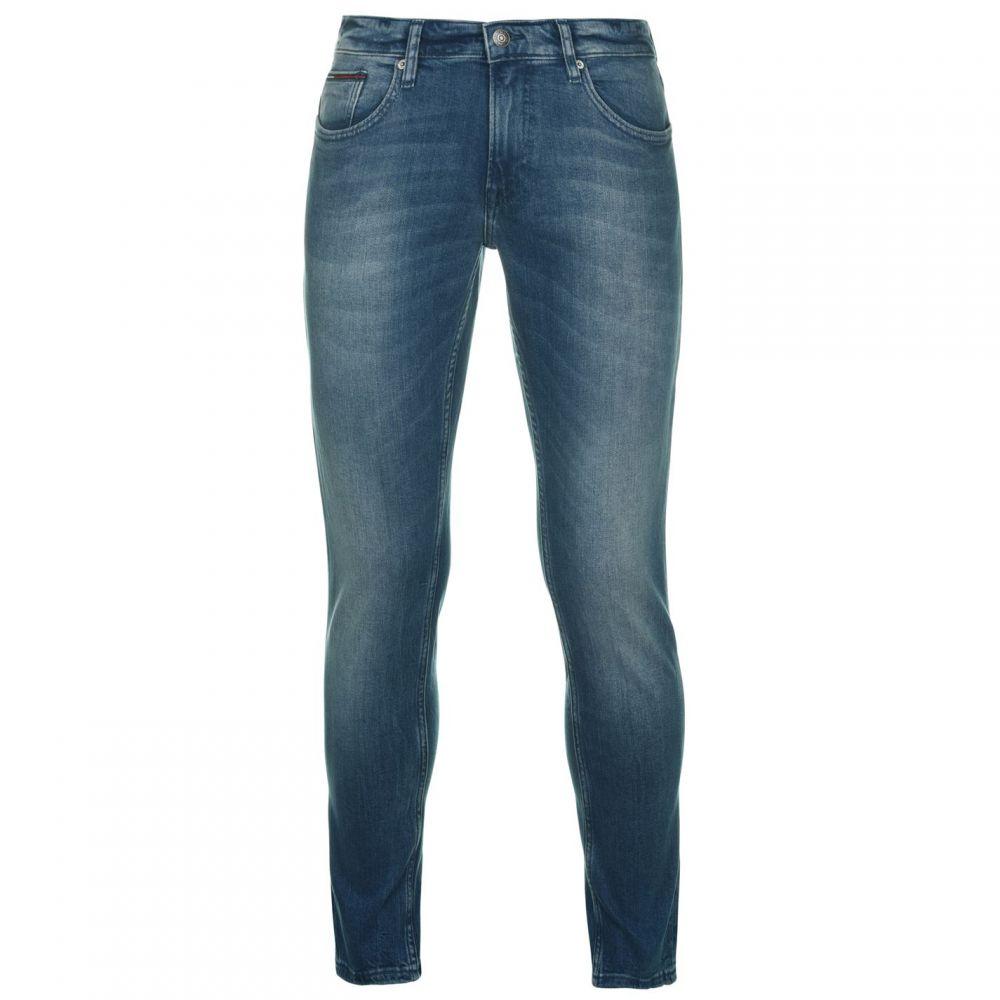 トミー ヒルフィガー Tommy Hilfiger メンズ ジーンズ・デニム ボトムス・パンツ【Tommy Jeans Slim Scanton Jeans】Mid Blue