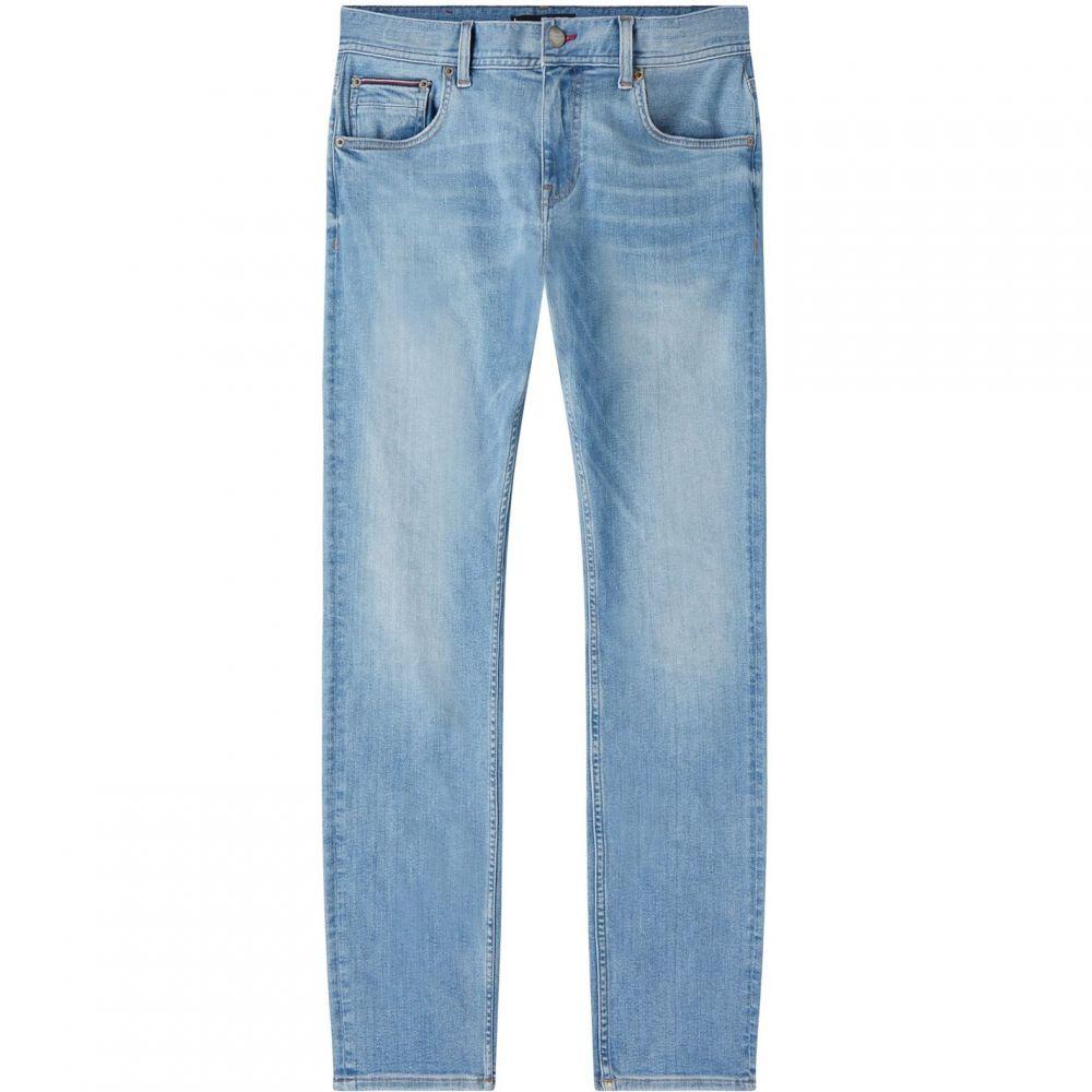トミー ヒルフィガー Tommy Hilfiger メンズ ジーンズ・デニム ボトムス・パンツ【Denton Straight Jeans】Light Blue