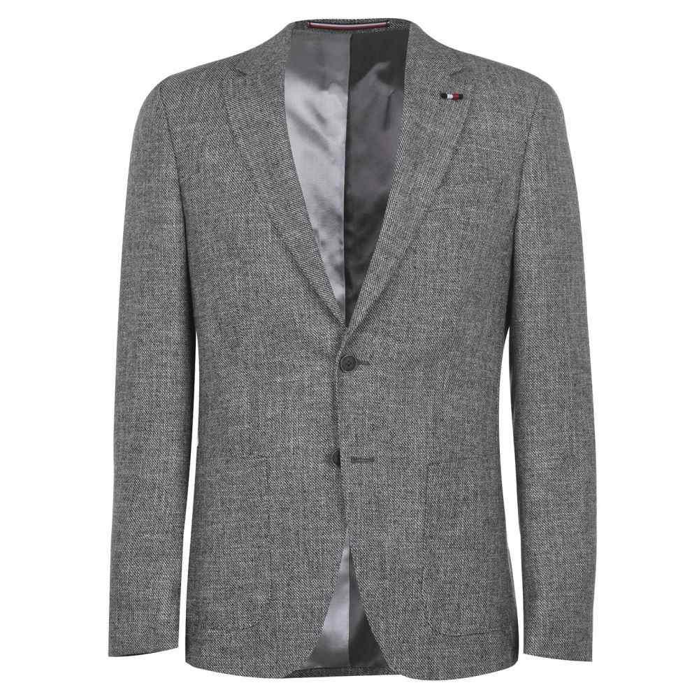 トミー ヒルフィガー Tommy Hilfiger Tailoring メンズ スーツ・ジャケット アウター【Regular Fit Single Breasted Blazer】Navy